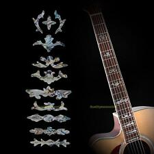 Acoustic Electric Guitar Bass Inlay Sticker Fretboard Marker Fret Decal Decorate