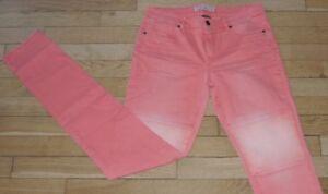 IKKS Jeans pour Femme W 28 - L 34 Taille Fr 38  (Réf # P144)