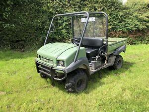 Kawasaki Mule 4010 £5000 +vat