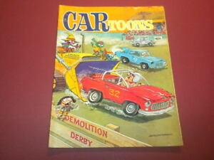 CARTOONS/CAR TOONS magazine 1969 APRIL - Petersen Publishing racing hot rods