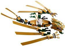 LEGO Ninjago The Golden Dragon ONLY 70503 As Shown RARE!!