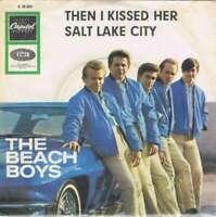 "The Beach Boys Then I Kissed Her / Salt Lak 7"" Single Vinyl Schallplatte 17842"