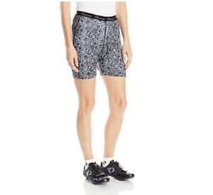 Canari Women's Crazy Lily Liner Shorts, Cycling Shorts, Gel Liner, Large