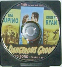 FILM NOIR 060: ON DANGEROUS GROUND (1952) Nicholas Ray, Ida Lupino, Robert Ryan