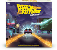 FUNKO GAMES: Back to the Future - Back in Time Strategy Game [New Toy]