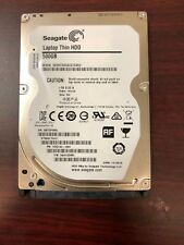 "Seagate Thin 500GB 2.5"" Laptop Thin Hard Disk Drive ST500LT012 7mm, SATAIII"