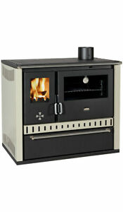 EEK A Kitchen Stove Wood Stove-Prity GT FS S DR - 15 KW