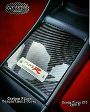 Honda Civic EP3 Type R Real Carbon Fiber Storage Compartment Cover