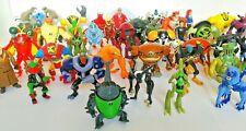 Ben 10 Action Figures 40+ LOT Ultimate Alien Force Omniverse Bundle Job Set RARE