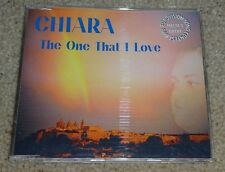 Eurovision Song Contest 1998 Malta Chiara The One That I Love CD single