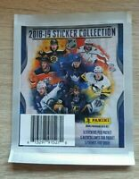 Panini 1 Tüte Hockey 2018 2019 NHL Eishockey 18 19 Bustina Pochette Packet Pack