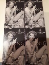CELINE DION BELONG 4 X 1.3ML EAU DE TOILETTE AUTHENTIC SAMPLES