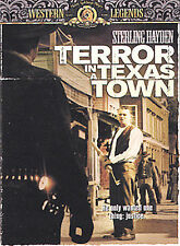 Terror in a Texas Town (DVD, 2009) Brand New, Sealed