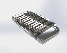 Brandnew Hipshot 6 String replacement chrome bridge for Ibanez gibraltar guitar