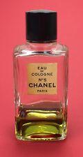 Partial Bottle Vintage Chanel No 5 - 4 oz Eau de Cologne - Paris