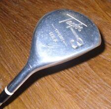 Taylor Made 3 Wood 17 Loft USA Right-Handed Golf Club - Big Bertha Grip