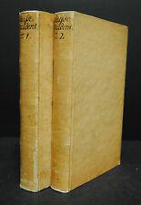 Traditionnel – VOYAGE dans la suisse OCCIDENTALE – 2 volumes-Neuchâtel 1781
