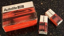 NOS Autolite-Ford AF-32 spark plugs & DP-5 point set. Boss 429 Mustang!