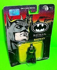 Ertl BATMAN RETURNS Die-Cast Metal The BATMAN standing pose Action Figure 1992