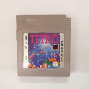 Tetris Nintendo Gameboy Game Cartridge DMG-TR-UKV