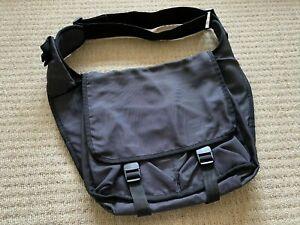 Quinny - Changing Bag - Black / Charcoal Grey
