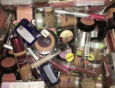 WHOLESALE MAYBELLINE & CG ONLY MAKEUP LOT - 50 Pieces- NO DUPLICATE COLORS - NEW