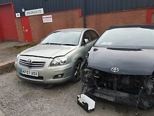 TOYOTA AVENSIS 2.2 D-CAT 2006-2009 BREAKING FOR SPARE PARTS