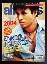 2004 Enrique Iglesias Britney Spears BEYONCE Hilary Duff Orlando Bloom MEGA RARE