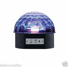 LED Music Party Light RGB Color Changing Bulb Home Decoration Indoor MP3 Player