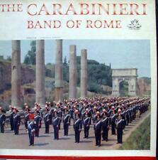 Fantini - Caribinier Band Of Rome LP VG+ ANG 35371 Vinyl Record 1st