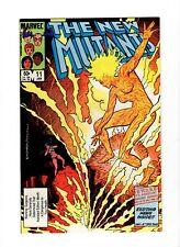 New Mutants #11 NM- Simonson, Buscema, 1st Full Magma, Selene, Castro