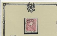 Preußen / B. GLADBACH 15.8.79 7-8 N, nachverw. K2 auf Kabinett-Briefst. m. DR 33