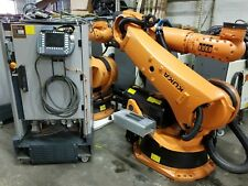 Kuka KR150 Robot w/ KRC2ed05 Controller - Complete System! 7th Axis Installed