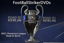 2015 Champions League Rd16 1st Leg Bayer Leverkusen vs Atlético Madrid Dvd