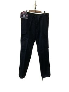 "48"" Black OG Heavy Duty Combat Trousers"