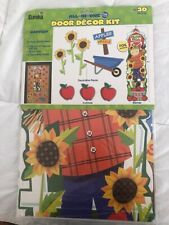 Door decor kit, classroom, Welcome Fall, great for bulletin boards too.