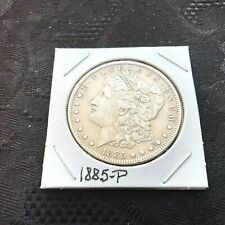 "1885-P Morgan Collectible Dollar 90% Silver ""You Judge It"""
