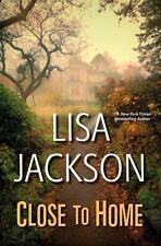 Lisa Jackson Close to Home English book gebundene Ausgabe