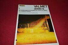 Valmet 3000 E Tractor Dealer's Brochure DCPA2