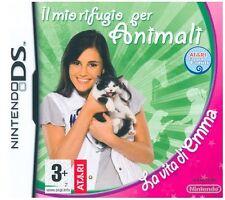 La Vita Di Emma Il Mio Rifugio Per Animali Nintendo DS IT IMPORT HALIFAX