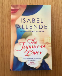 The Japanese Lover by Isabel Allende. Life Long Love. SMALL Sized Paperback.