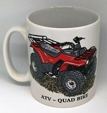 BN ATV QuadBike Mug Great Gift for Quad Bike enthusiast