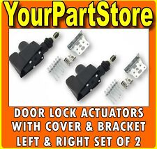 Power Door Lock Actuator LEFT RIGHT SET for GMC CHEVY PU Pickup Truck SUBURBAN