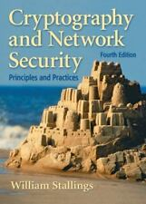 Cryptography and Network Security (4th Edition) Stallings, William Hardcover