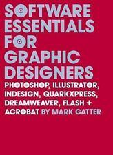Software Essentials for Graphic Designers: Photoshop, Illustrator, Quark,