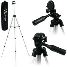 "Photo/Video 50"" Vivitar Tripod Lightweight For Canon Powershot G15 G16"