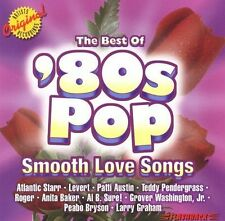 80'S POP: THE BEST OF SMOOTH LOVE SONGS (NEW CD)
