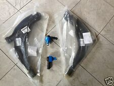 FOR NISSAN MICRA K 11 93-98 FRONT LOWER WISHBONE SUSPENSION ARMS & 2 TRACK ENDS