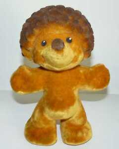 1970s USSR Estonian Vintage Polymer Toy Young LION
