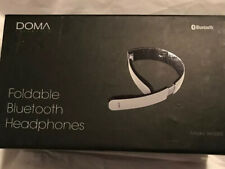 NEW Doma Foldable Bluetooth Headphones Model BH-5000